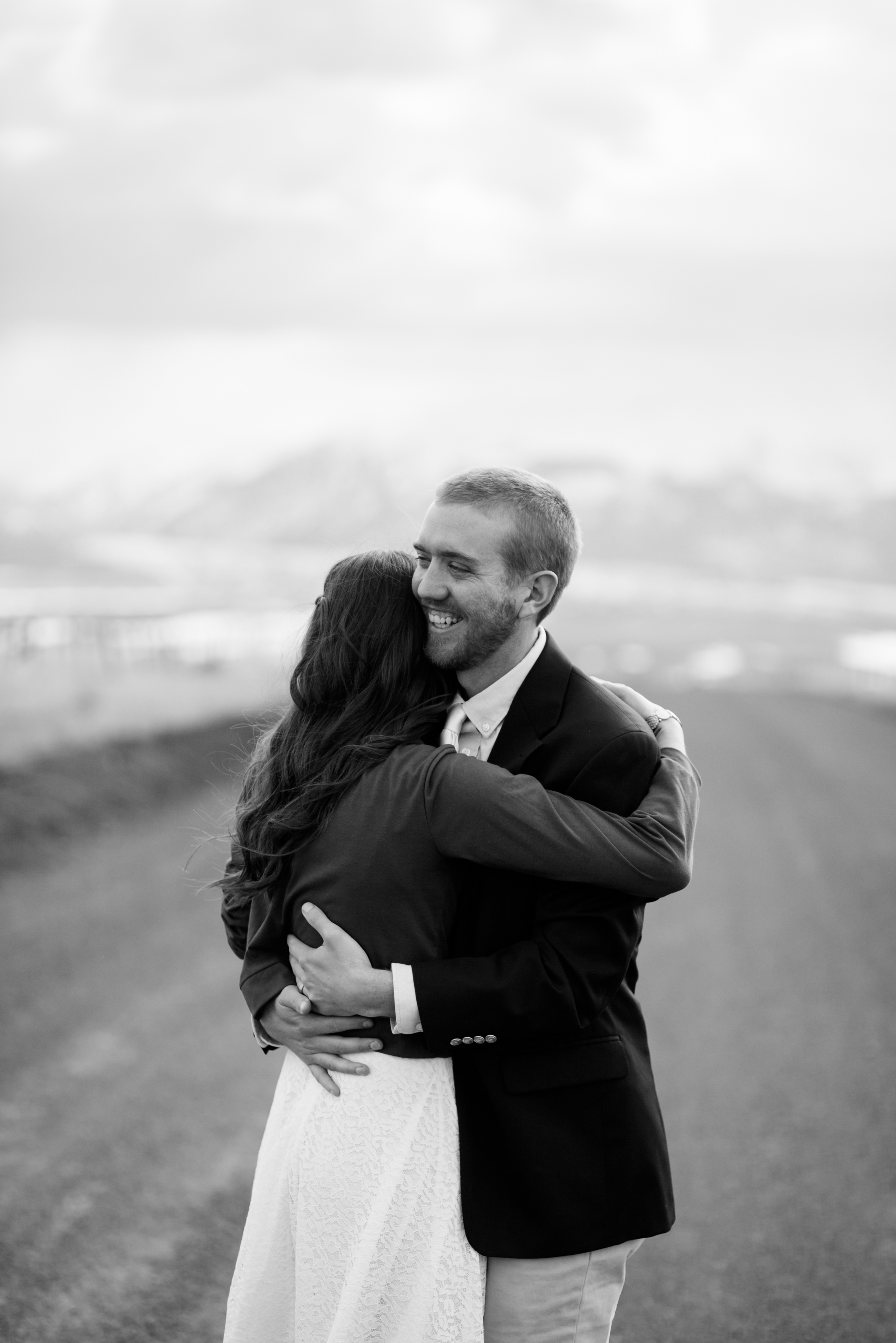 Ryan Melanie Elopement Enterprse Oregon Spring 2019 Please Credit Talia Jean Galvin BW (214 of 219).jpg