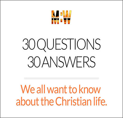 Got questions? God has answers... you may not have a friend, a source or a place to go to right now with your situation(s), we want to help you. Click on image to learn more >>