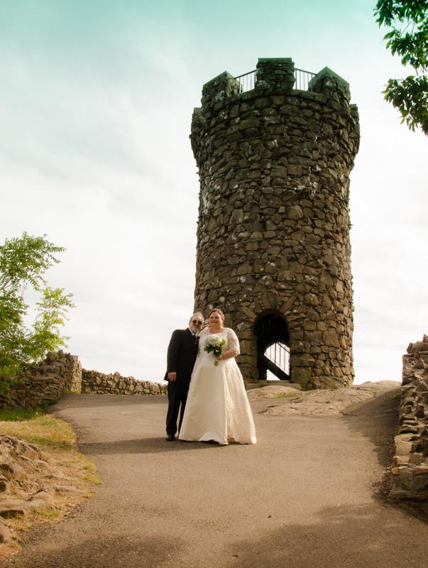 Castle Craig Wedding