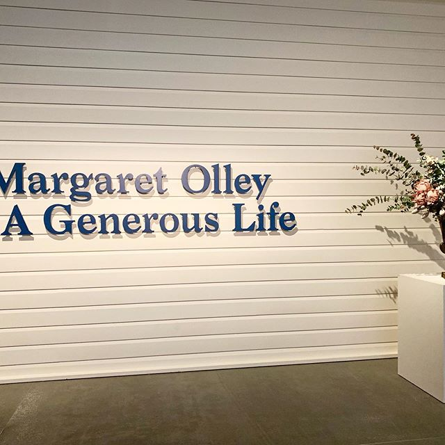 Beautiful morning wandering through the Margaret Olly exhibit at GOMA @qagoma  @olly_margaret #margaretolly #benquilty #goma #brisbane