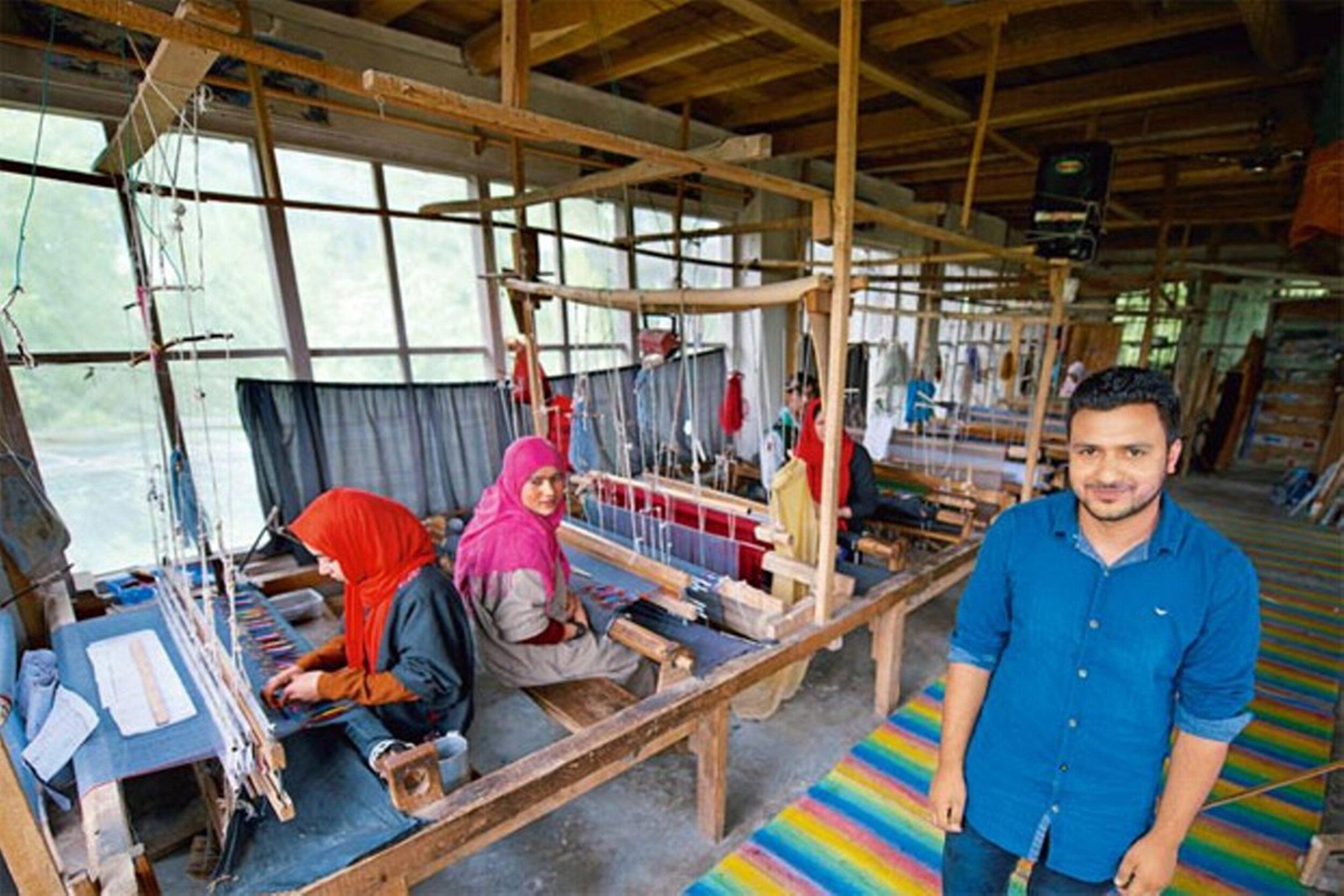 Small work place in Kashmir.jpg