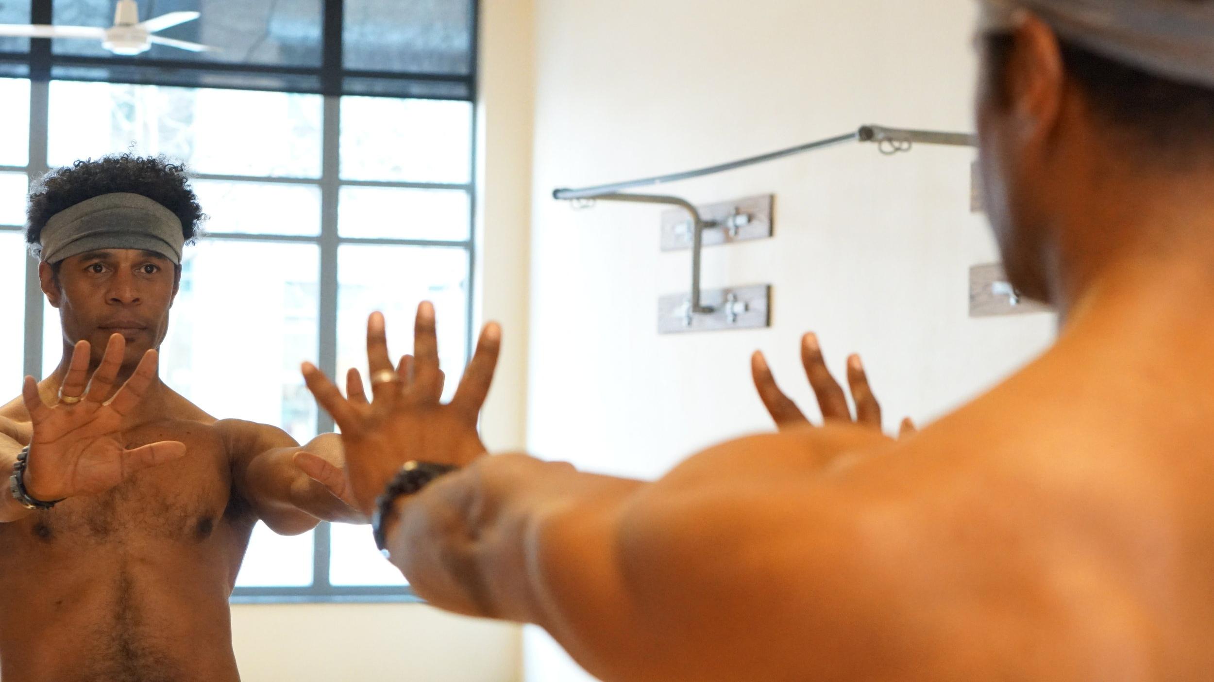 Charles Gibson Fitness • Thai Yoga Massage Workshops • Columbus, Ohio