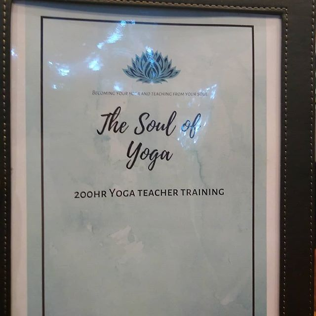 A new journey has begun. Yesterday was the first day for Yoga teacher training 200 hour. So excited to be a student again. Going to be spreading more mindfulness! I will still keep it fun and crazy! . . . #superpowerful #asseenincolumbus  #cbustym #fitnessprofessional #YTT #200 #614yoga #fitlife #meditation #Metta #nopressurenodiamond #yourvibeattractsyourtribe