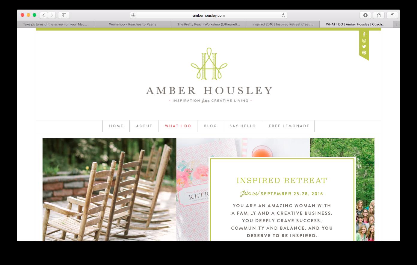 http://amberhousley.com/what-i-do