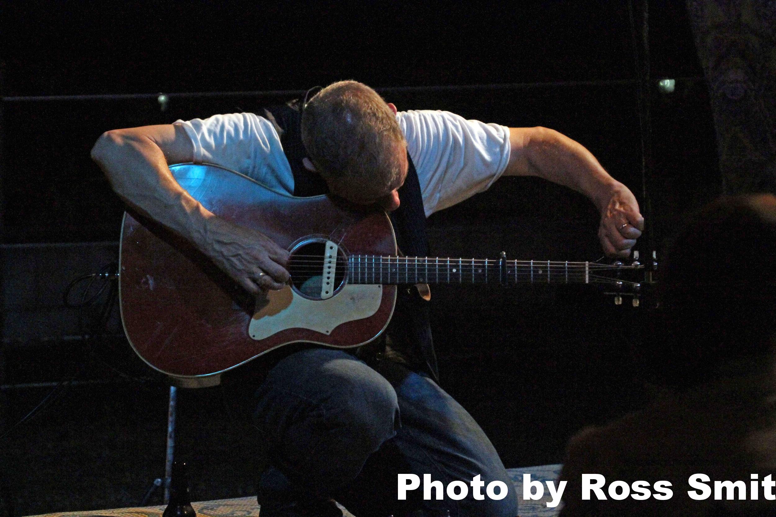 NY Guitarist Stephen Murphy