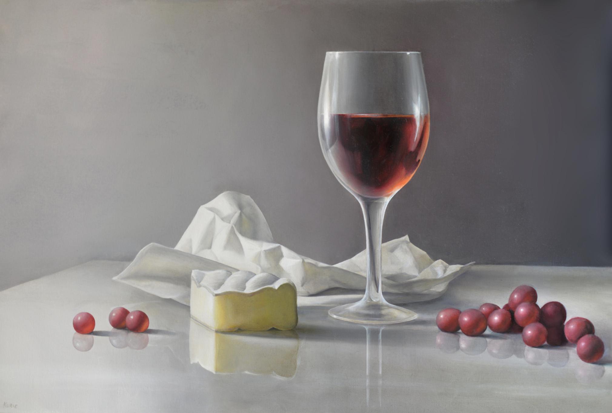 Wine & Brie