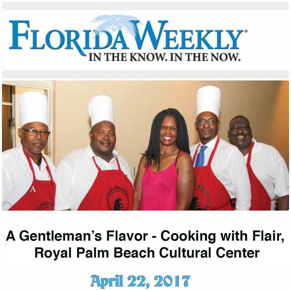 """""""Cooking with flair"""""""