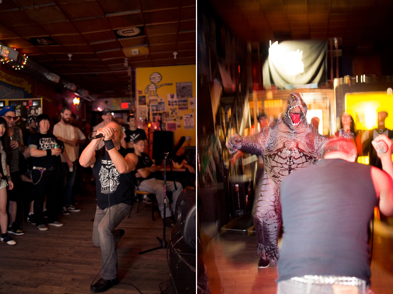 Kaiju Daisenso at Don Pedro's, Brooklyn | NYC Band