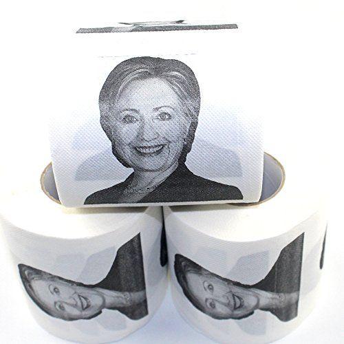 POLITICAL TOILET PAPER