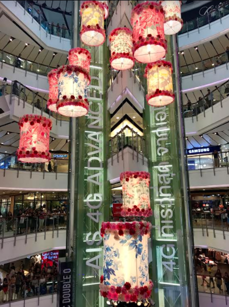 CentralWorld Mall in Bangkok, Thailand