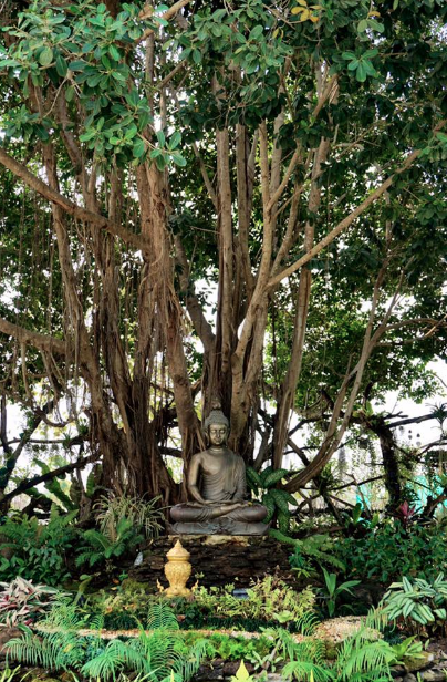 Say a prayer to Buddha