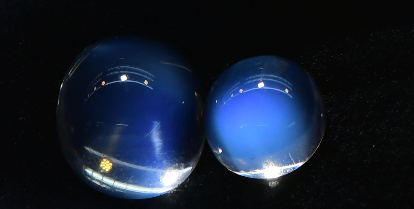 Blue Moonstones
