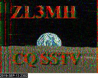 ZL3MH received on AO-91 Robot 36