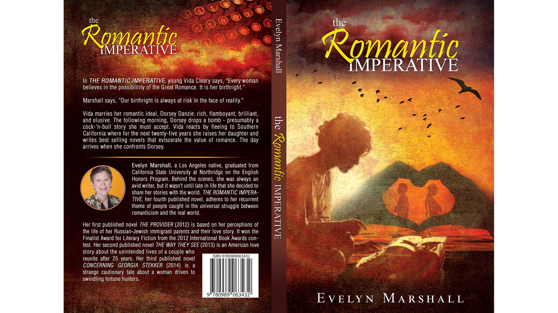 Copy of Book Cover Design (Graphics + Layout)
