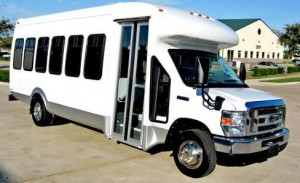 "25 Passenger ""Bridal Party"" Bus"