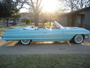 1961 Caddy