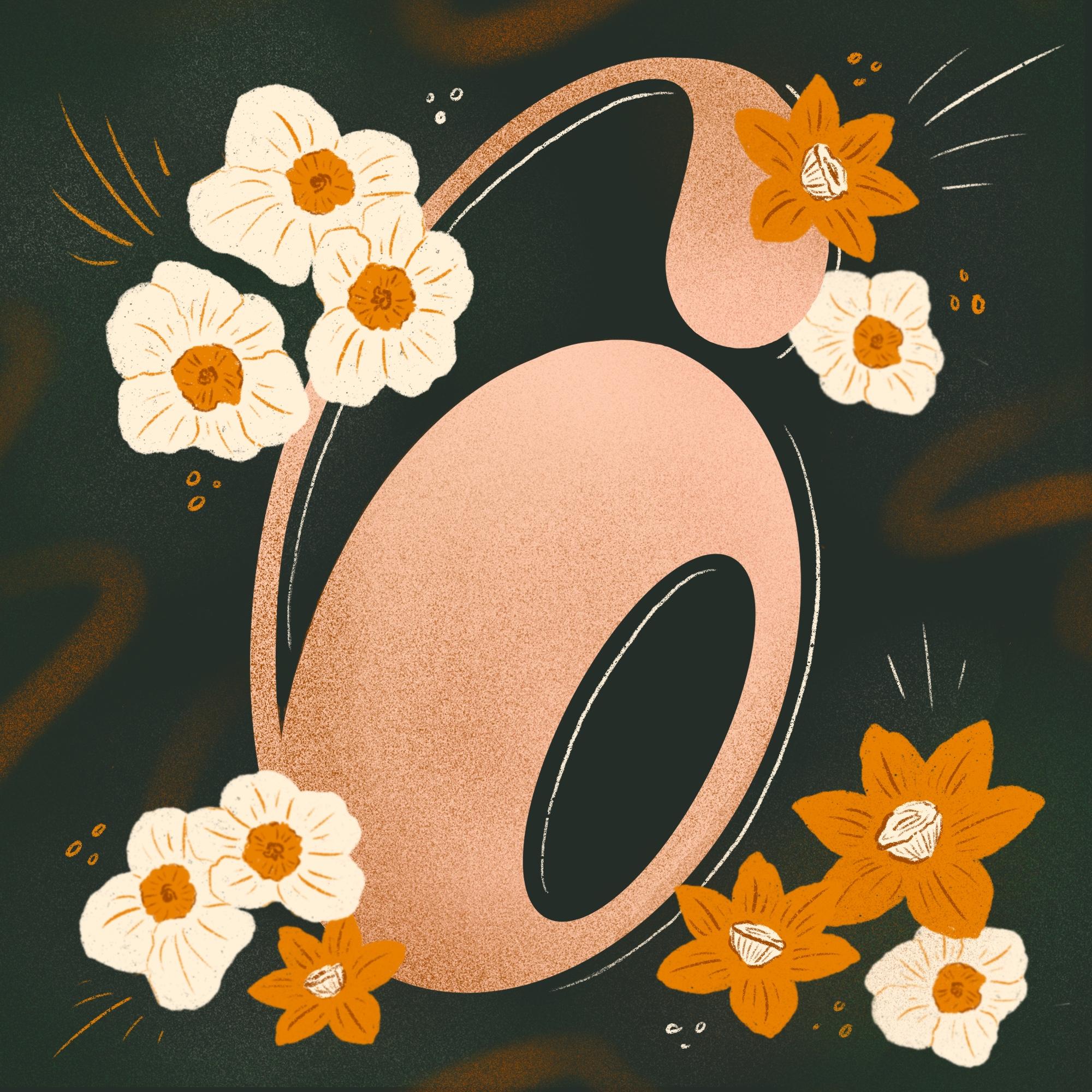 6 — Daffodil