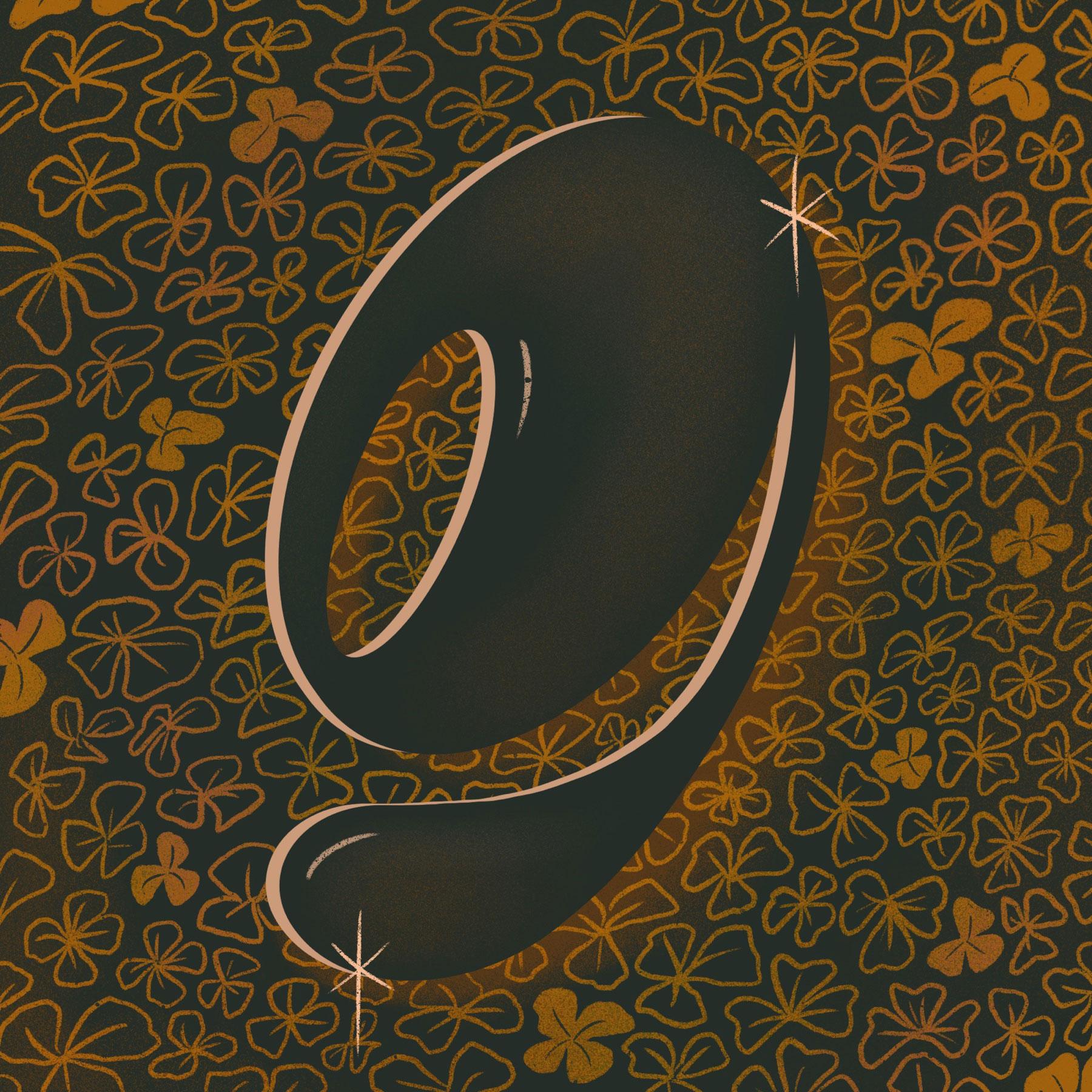 9 — Clover