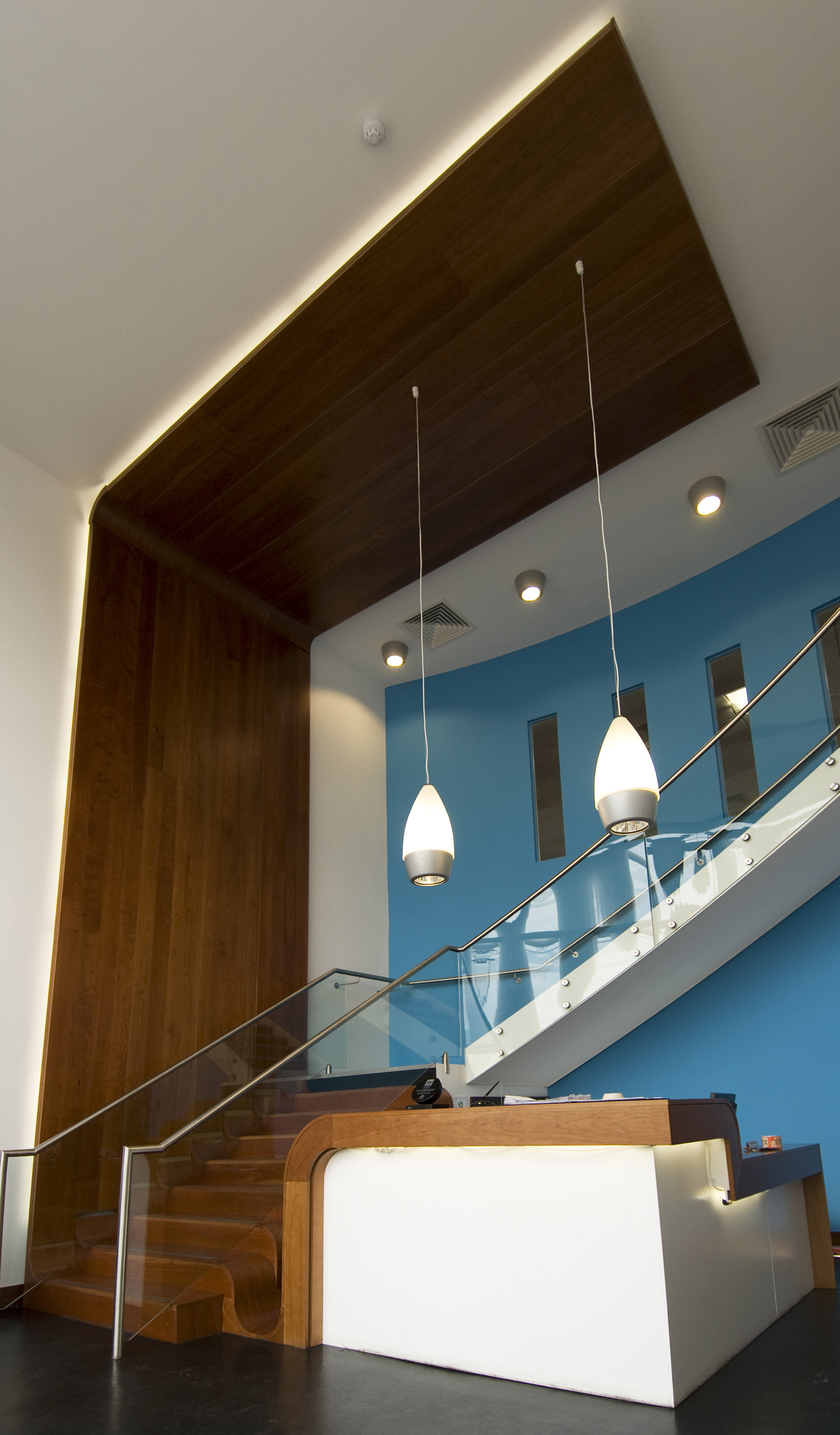 Morris & Spottiswood Office Refurbishment