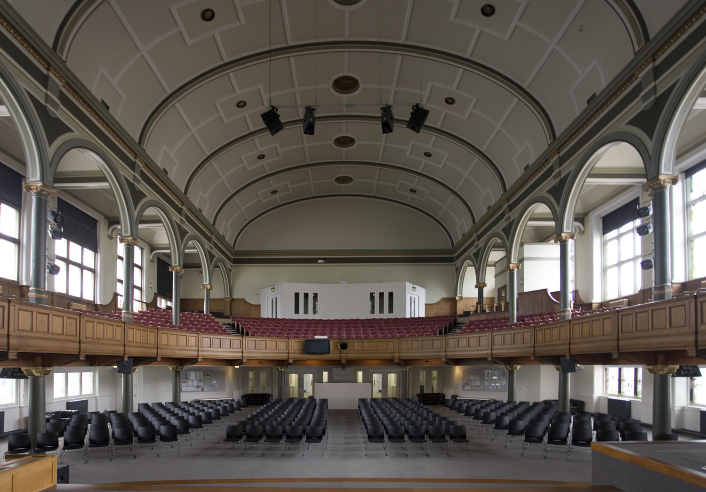 Central Church Edinburgh