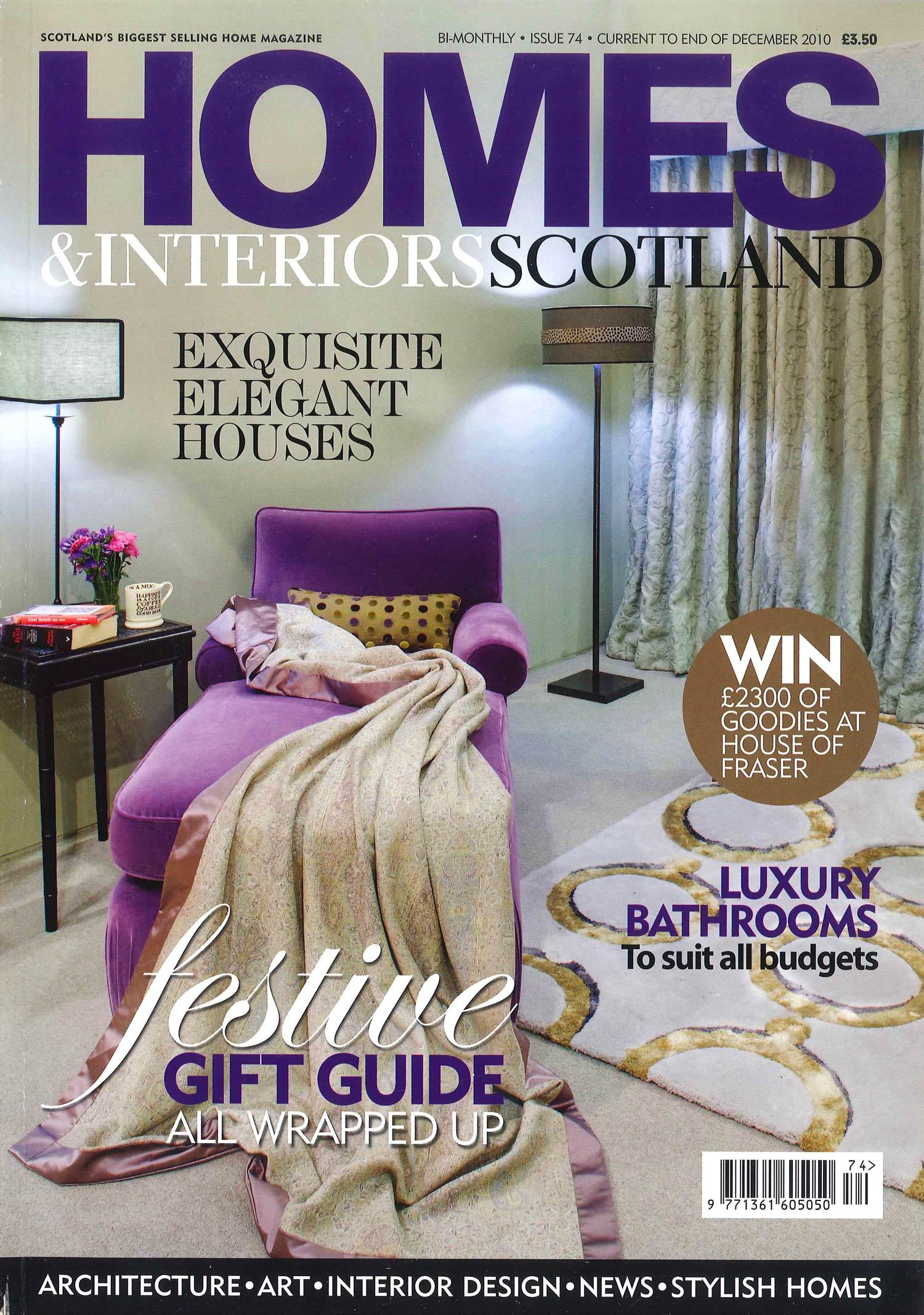Copy of Homes & Interiors Scotland