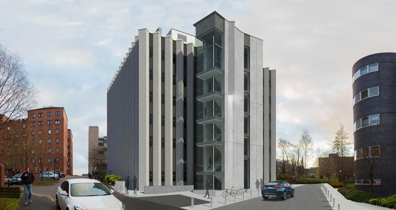 Wolfson Building Refurbishment