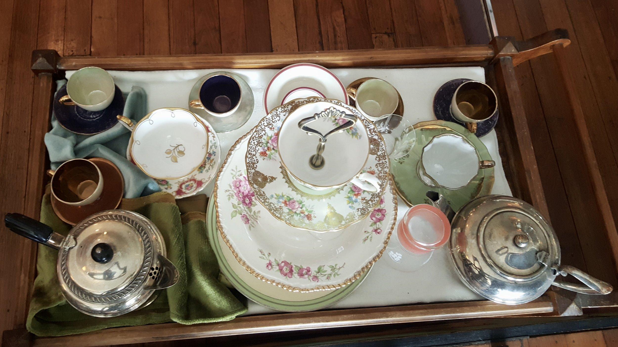 Teapot, Avalon, Katoomba, Blue Mountains, Central New South Wales, Australia