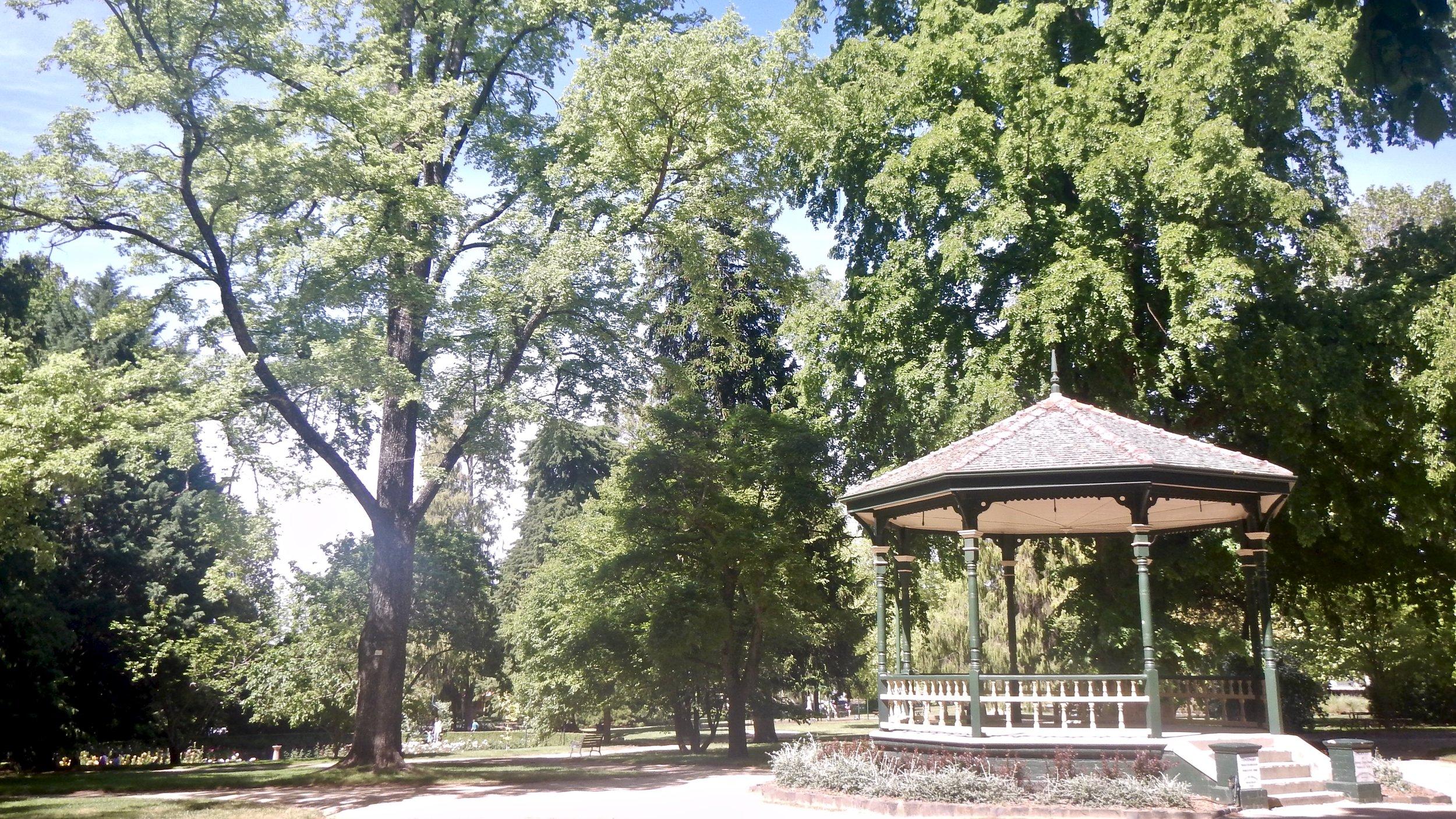 Cook Park, Orange, Central New South Wales, Australia