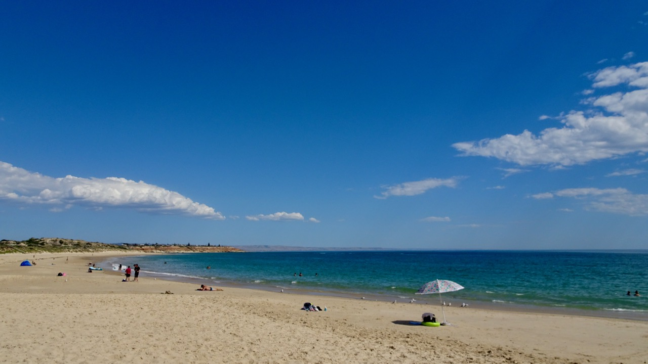 Port Noarlunga Beach