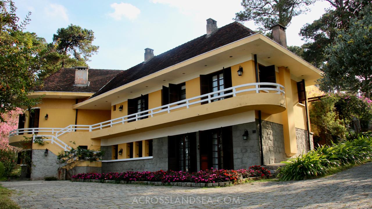 Ana Mandara Villa, Dalat