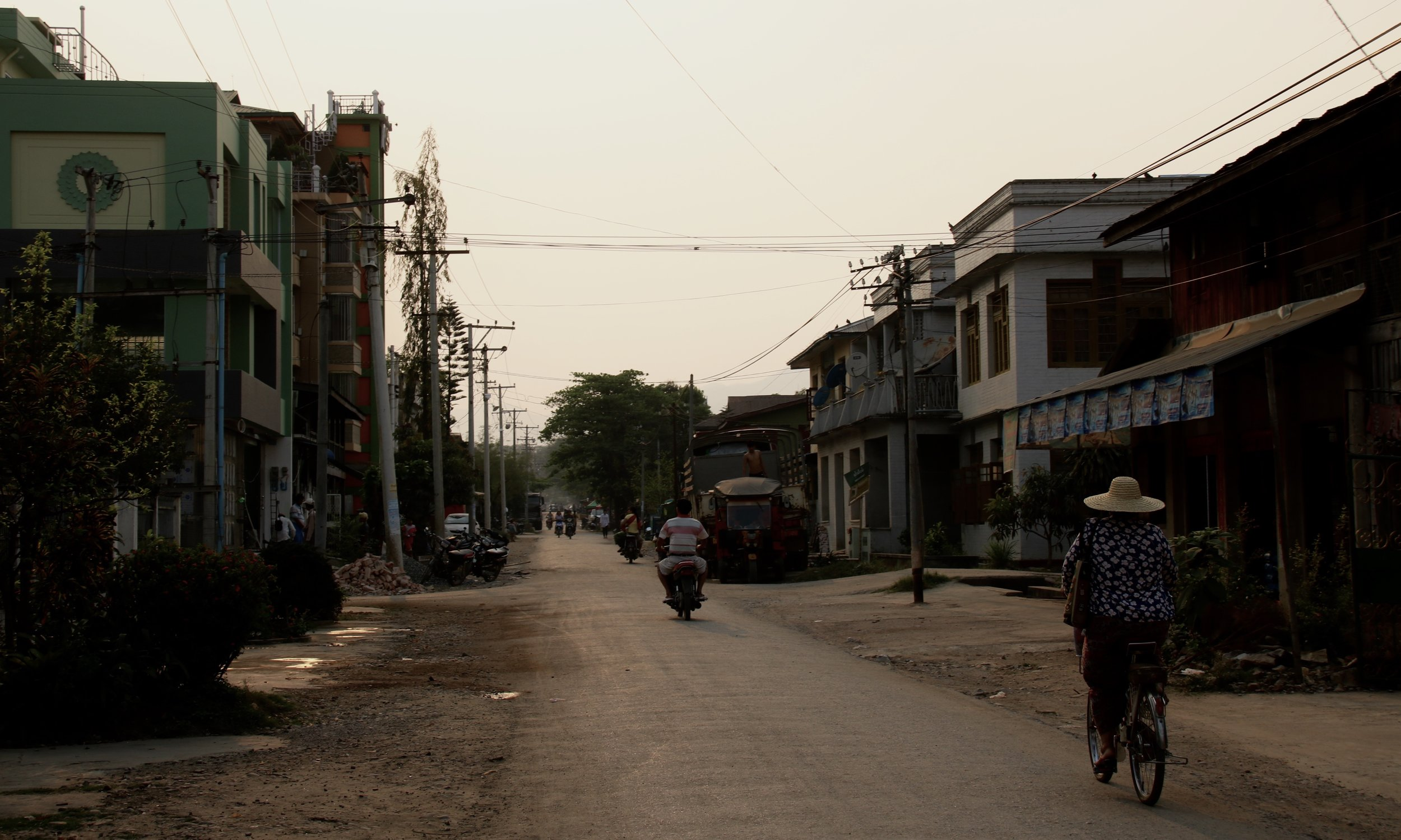 The complete guide to Hsipaw. The town, Shan state, Myanmar, @acrosslandsea