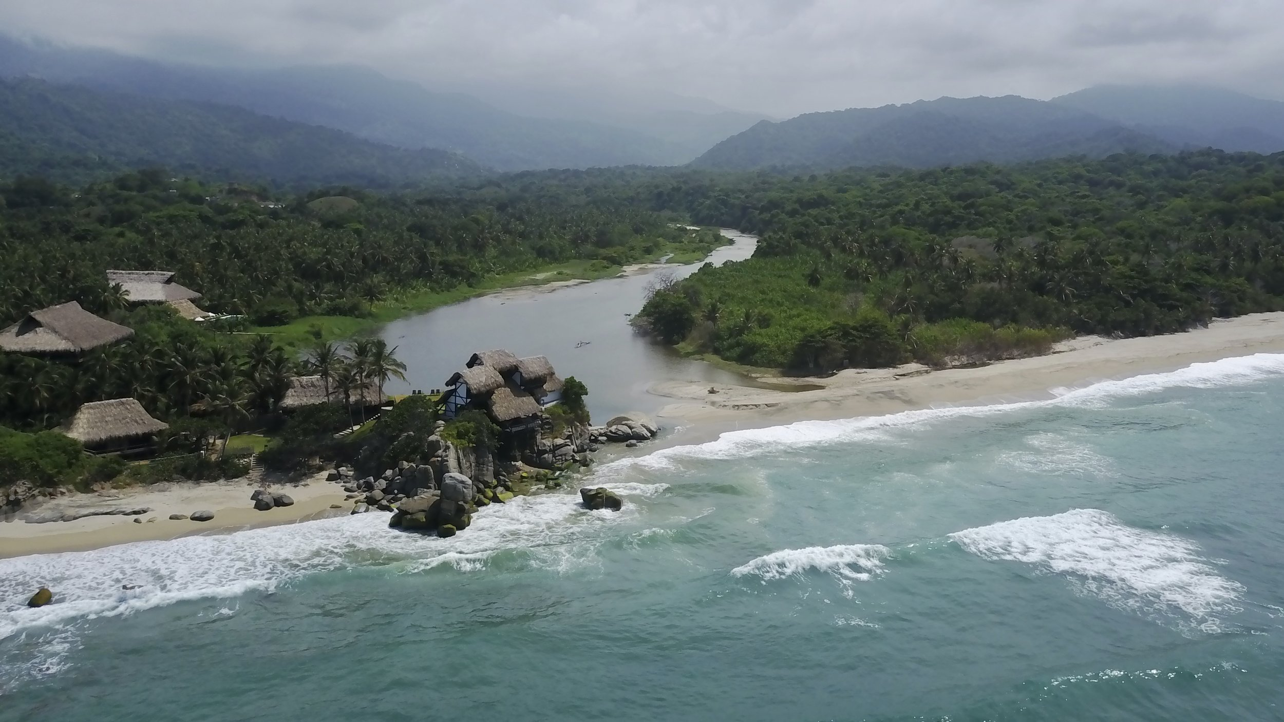Finca Barlovento, Los Naranjos, Colombia, a review by Across Land & Sea