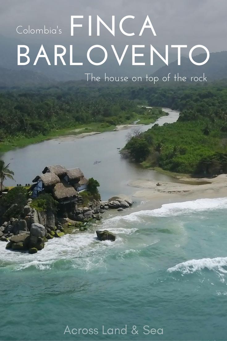 Finca Barlovento, Colombia
