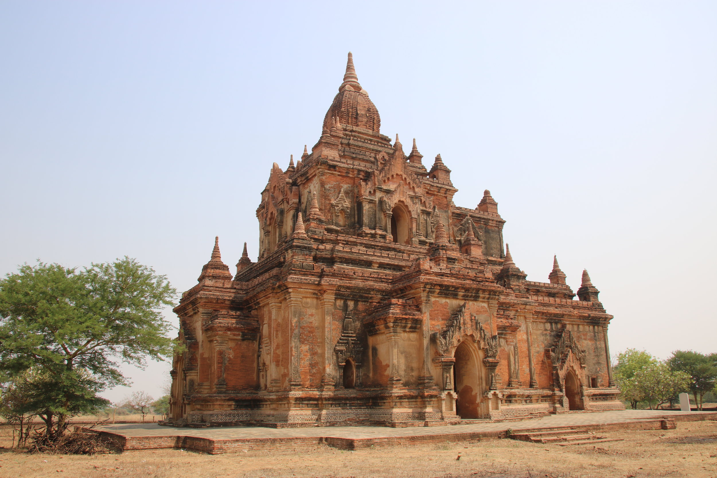 Mythbusting Myanmar misconceptions temple Bagan