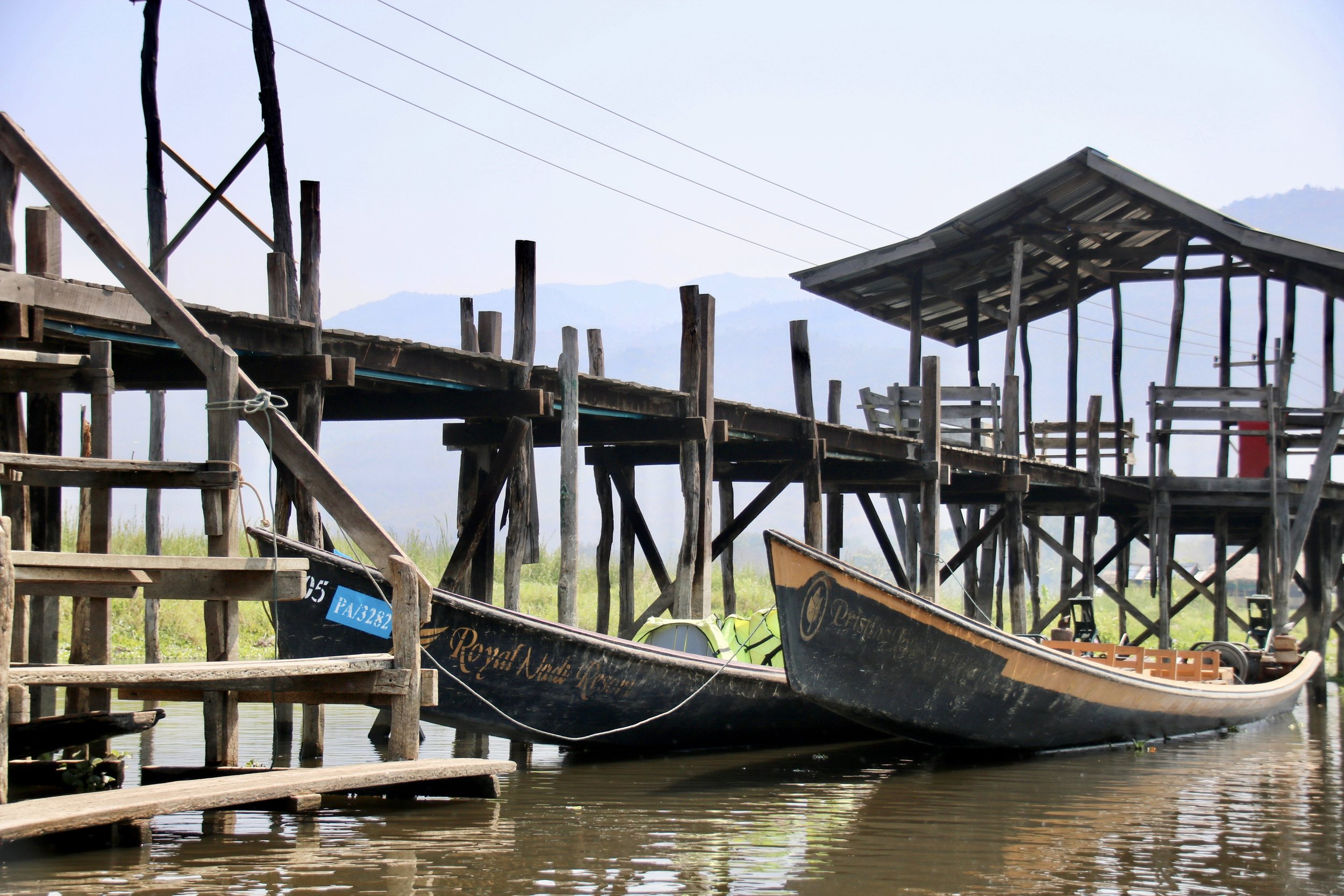 Boats on Inle Lake, Complete guide to Nyaungshwe