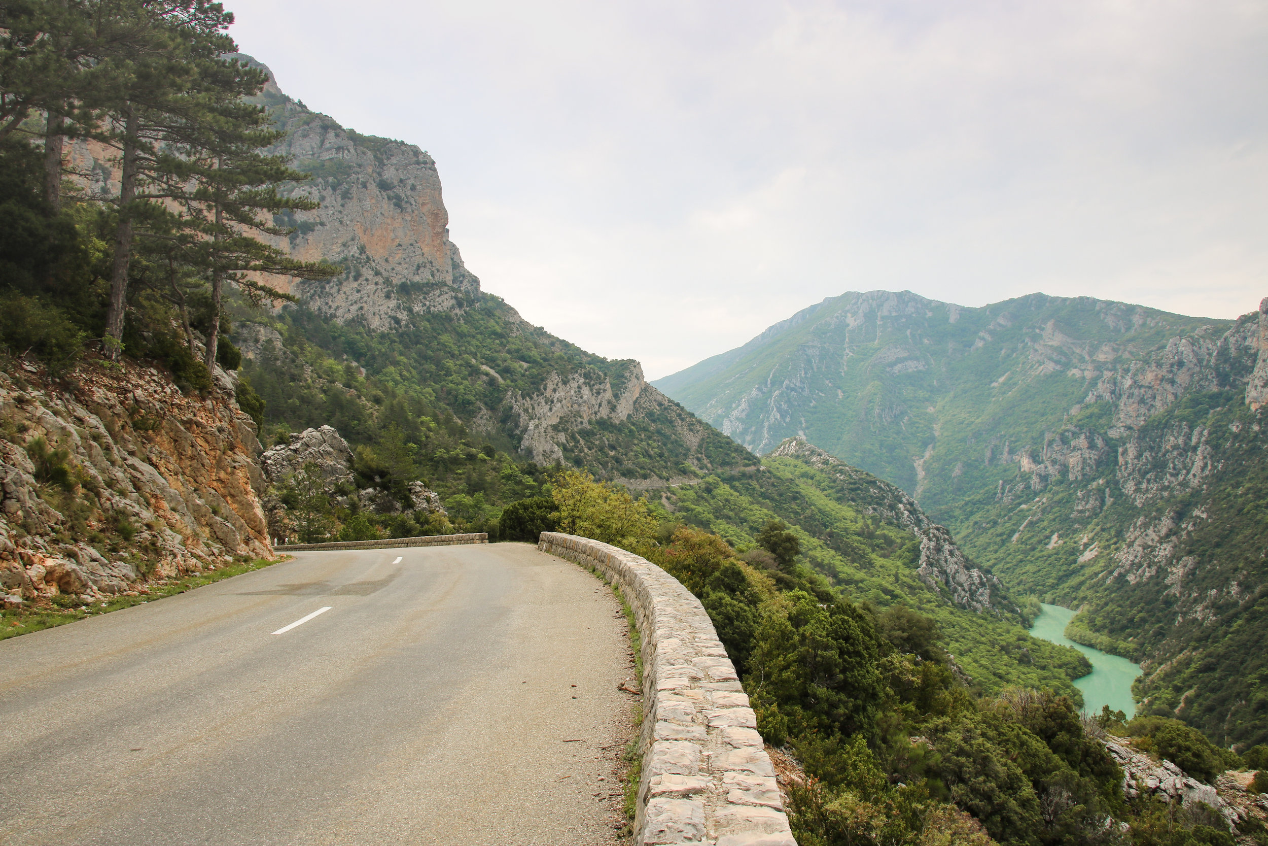 Gorges du Verdon drive, things you should know before your Provence road trip, Across Land & Sea