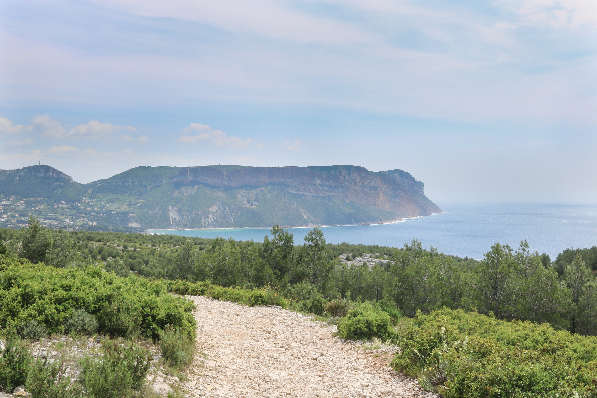 The view over Cassis. 11 things to know before your Provence road trip. Across Land & Sea
