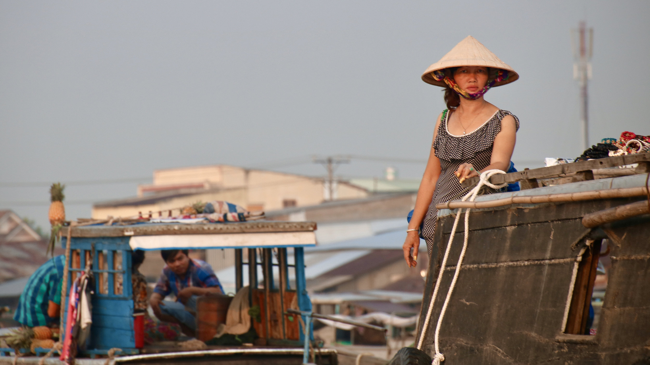 Can Tho boat, 15 really useful things to know before travelling to Vietnam. Across Land & Sea