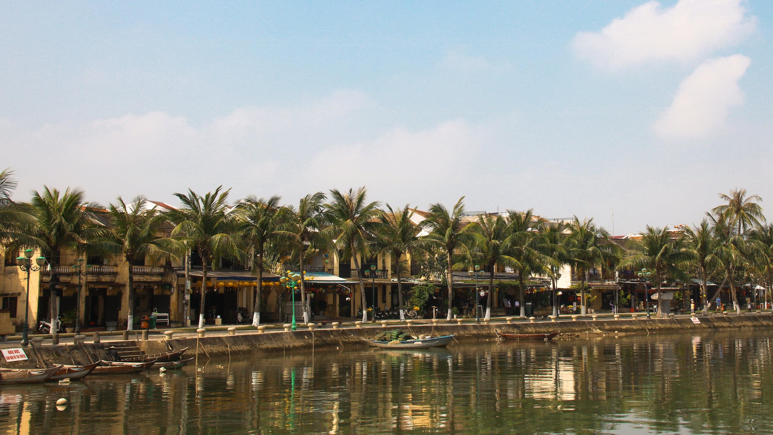 Hoi An, Vietnam. Across Land & Sea