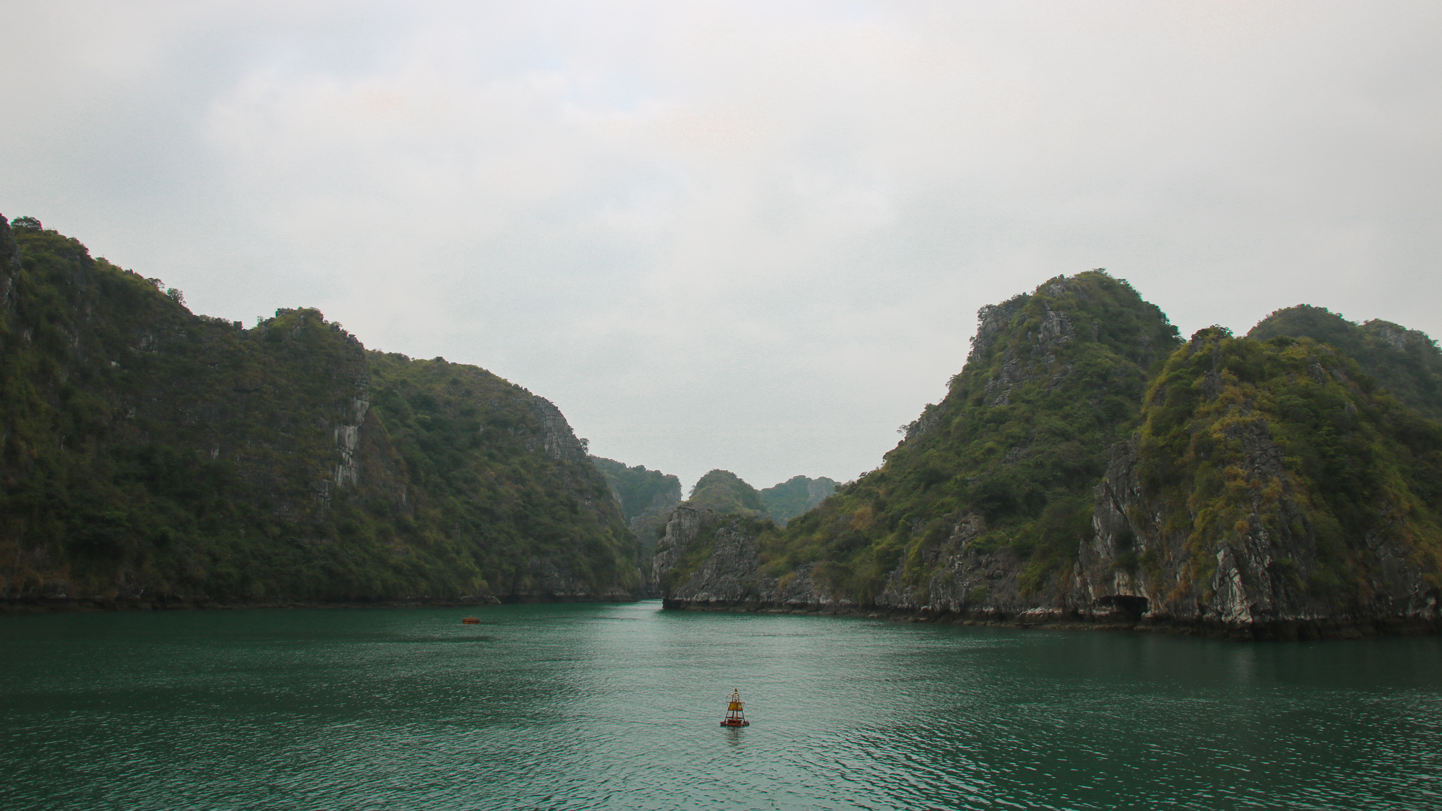 Bai Tu Long Bay, Vietnam.