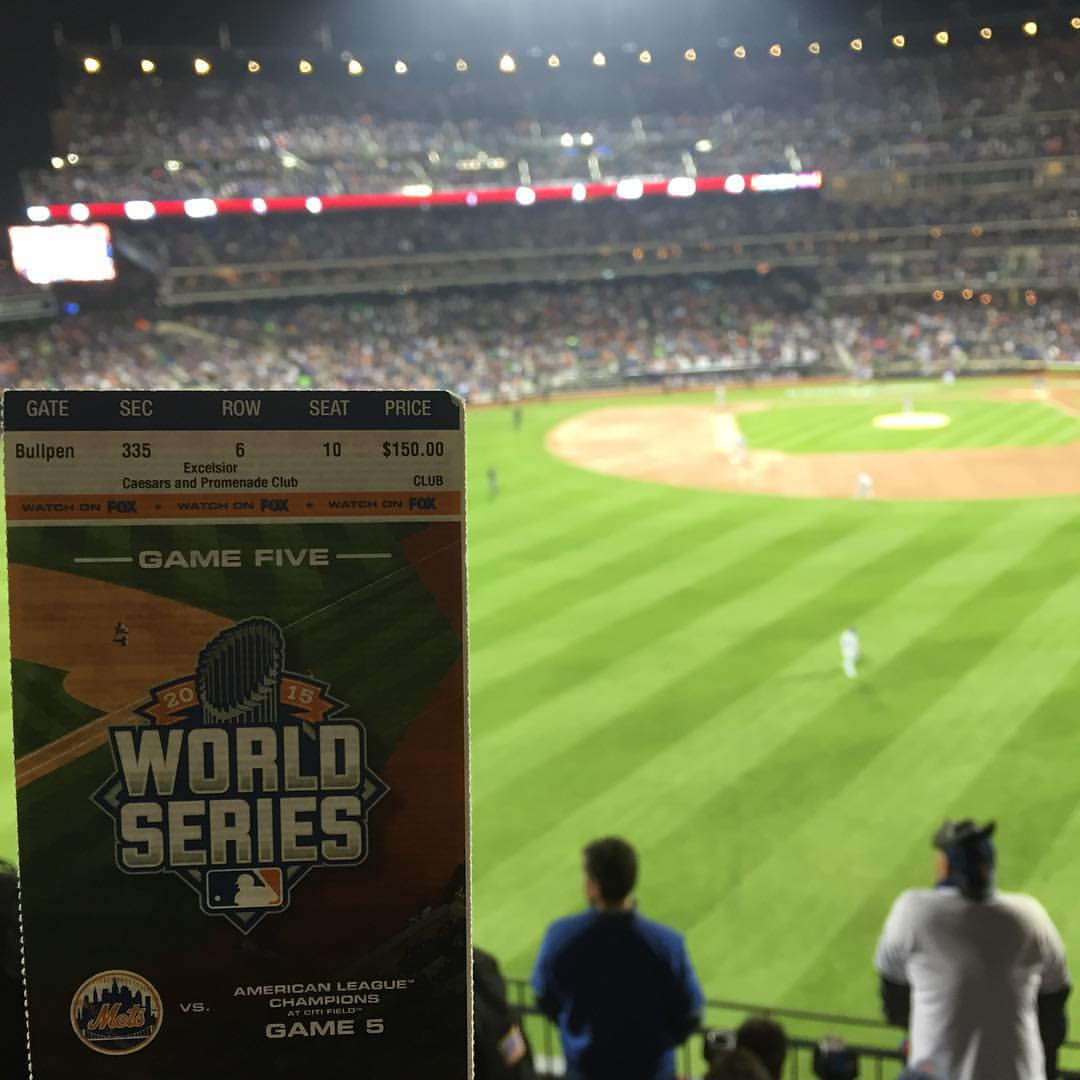 Let's go Mets! (at Citi Field)