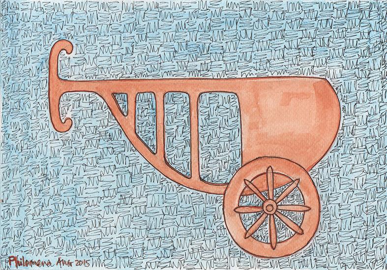 Terracotta Chariot 2015