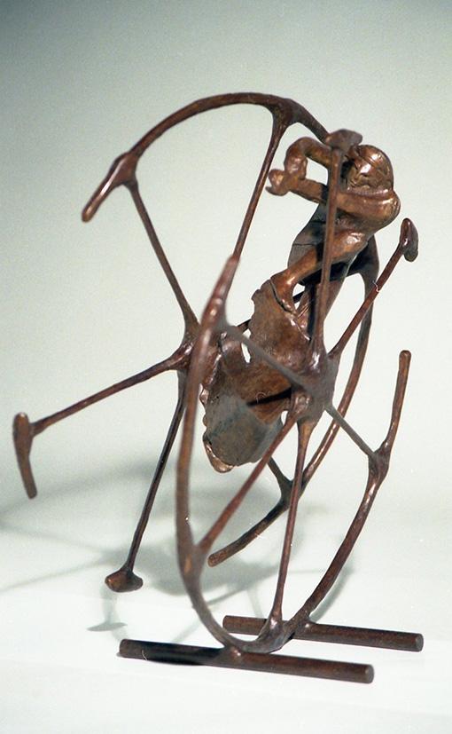 Tribute to YuYa - Sculpture (view 2)