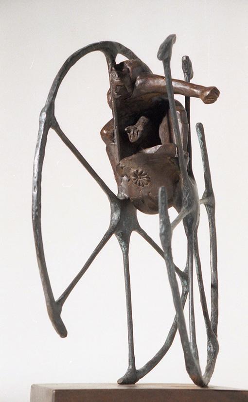 Tribute to YuYa - Sculpture (view 3)