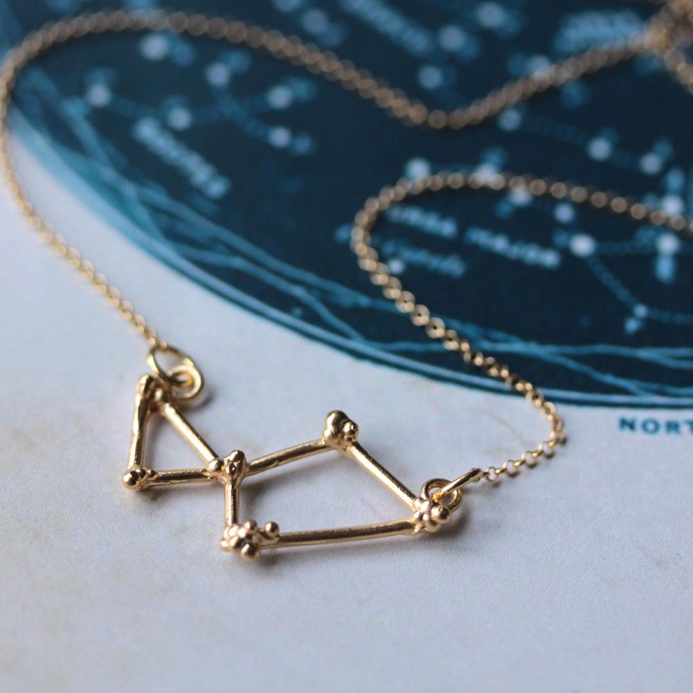 Lyra, a summer constellation.