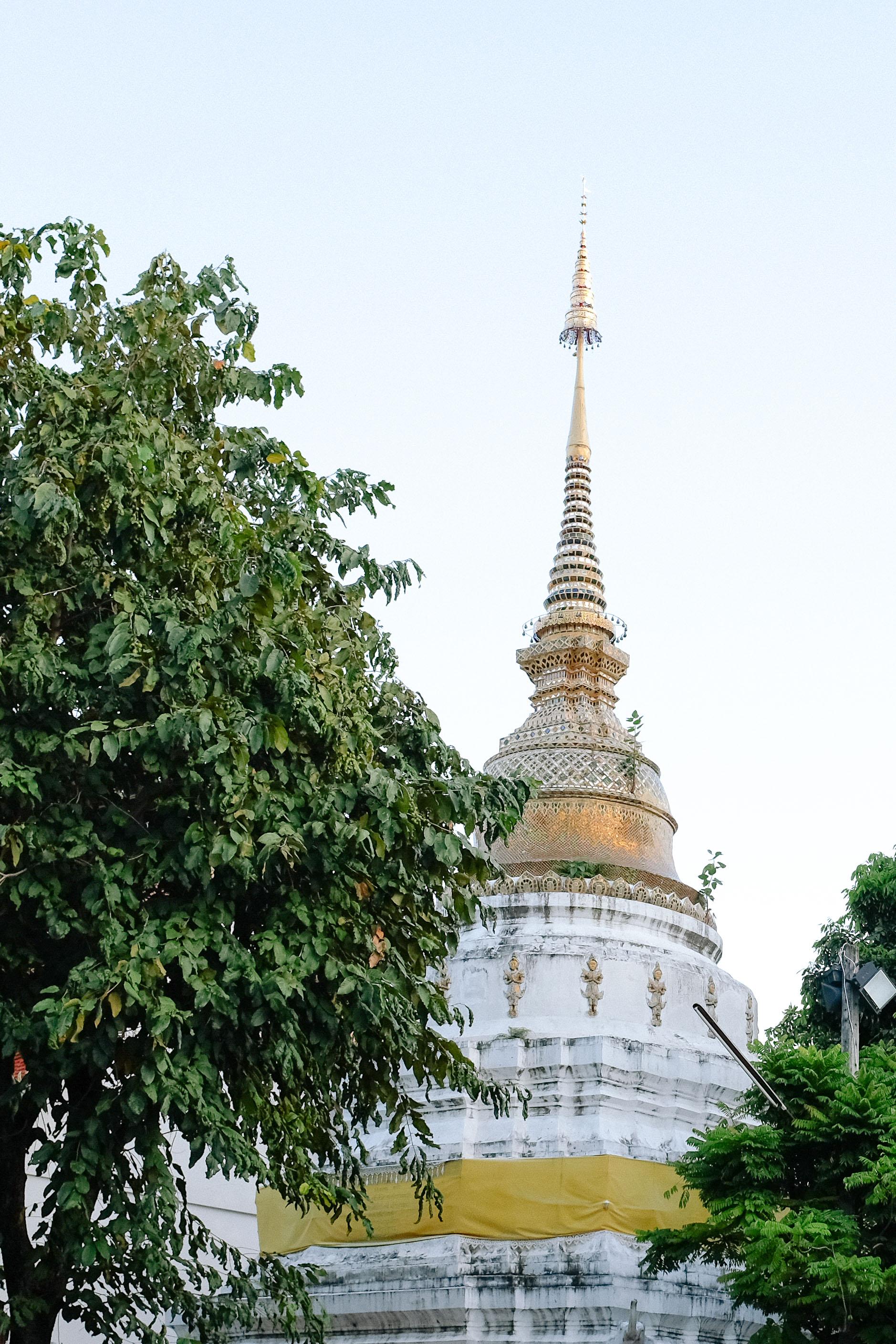 Chedi of Wat Lam Chang