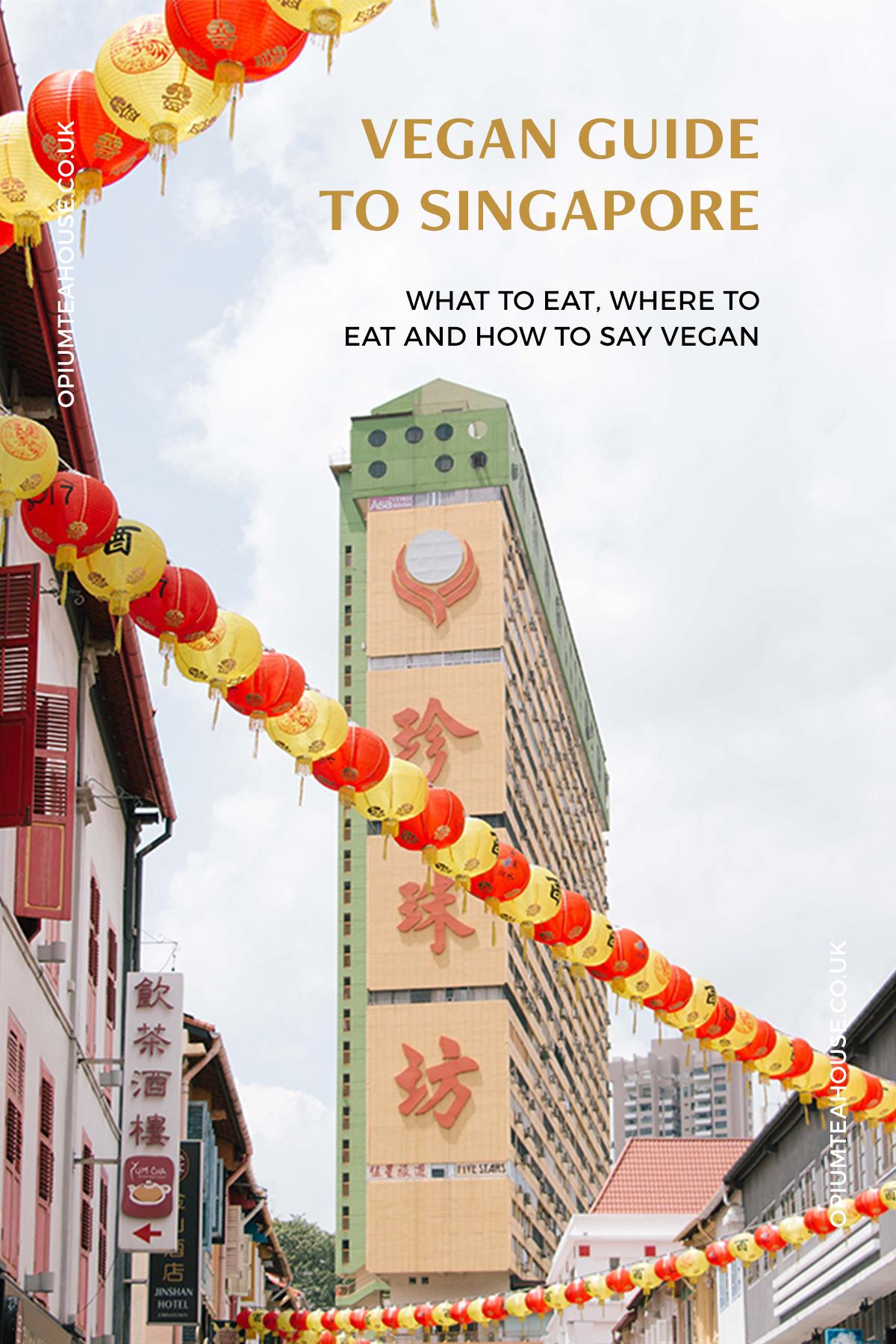 #Vegan Guide to #Singapore — OTH
