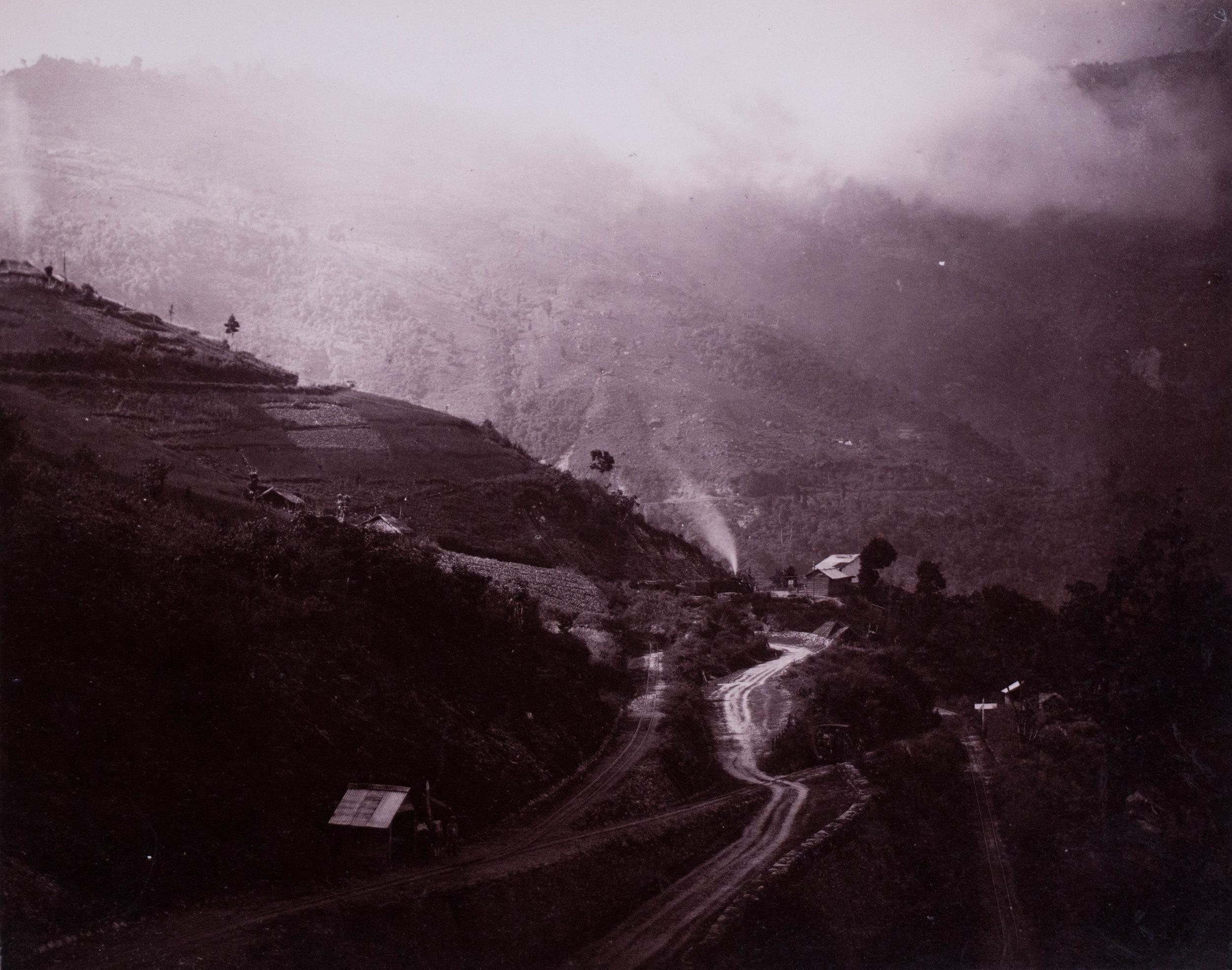 Le chemin de fer de Darjeeling 4