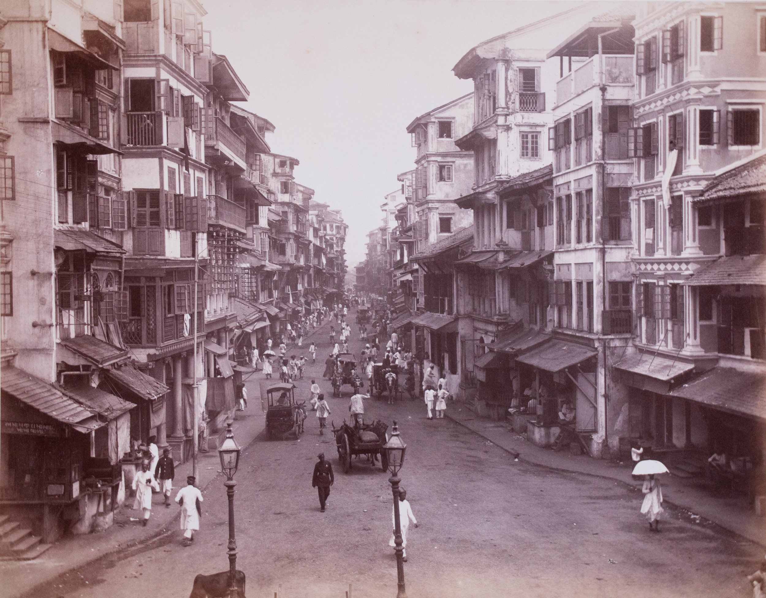 Barah Bazar, Bombay