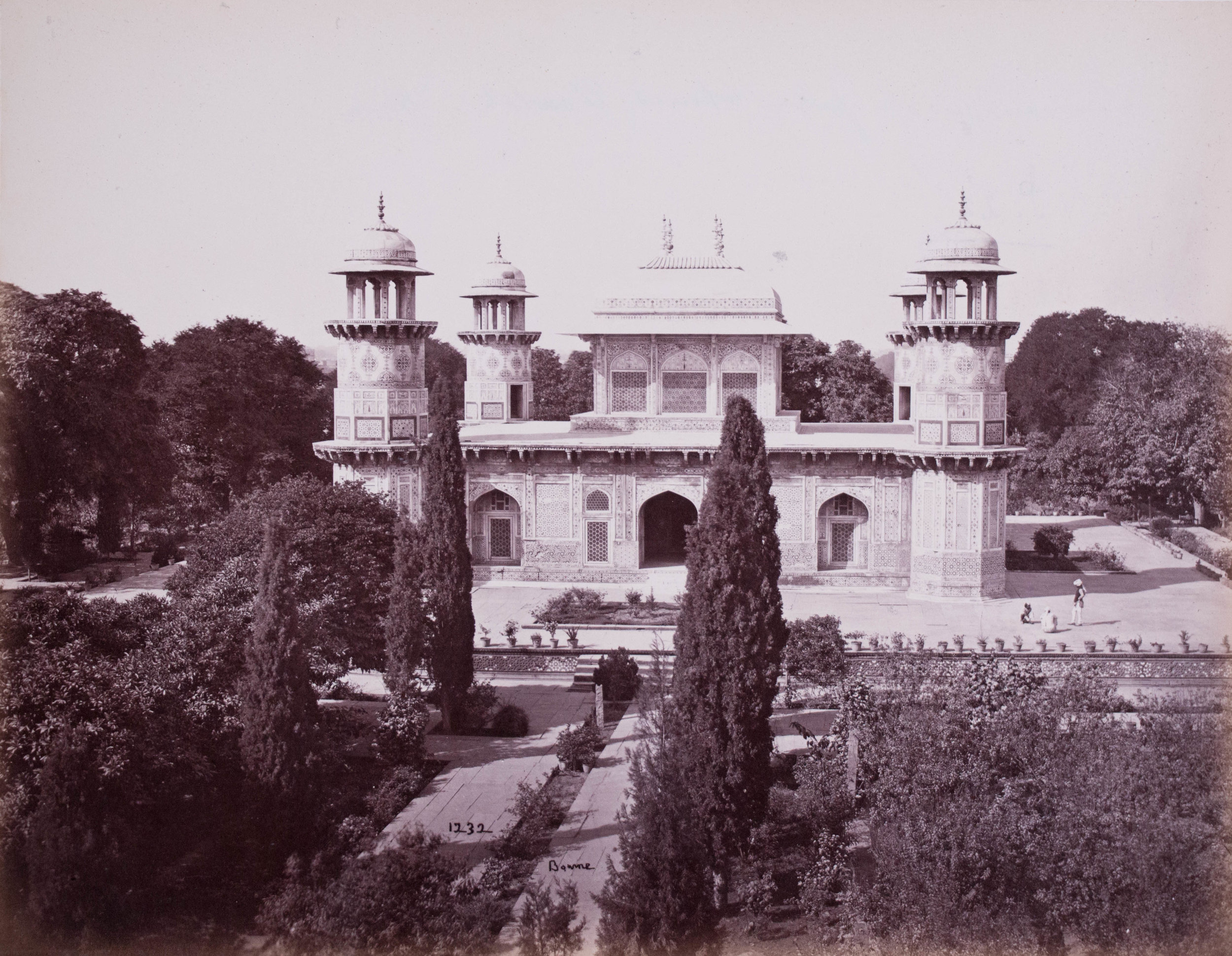Mausolée du Prince Etmad Dowlah, Agra